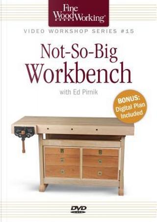 Not-So-Big Workbench by Ed Pirnik