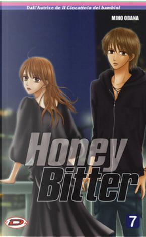 Honey Bitter vol. 7 by Miho Obana