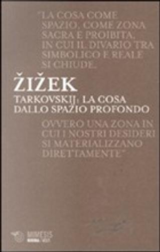 Tarkovskij by Slavoj Zizek