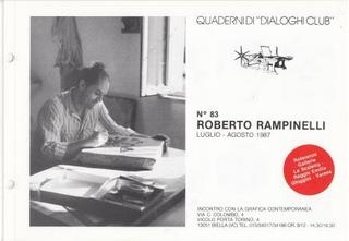 """Quaderni di """"Dialoghi Club"""" n. 83, luglio-agosto 1987 by Sergio Torresani"""