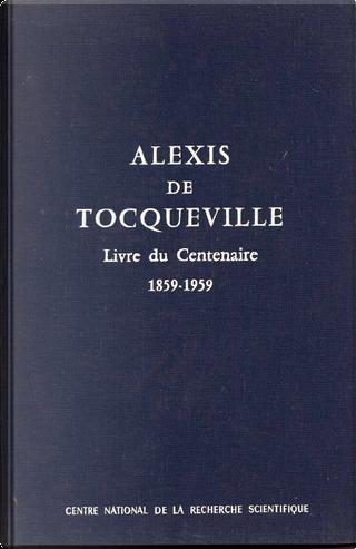 Alexis de Tocqueville by