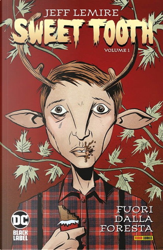 Sweet tooth vol. 1 by Jeff Lemire