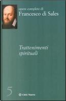 Trattenimenti spirituali by Francesco Di Sales (San)