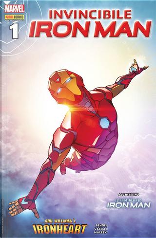 Iron Man n. 50 by Brian Michael Bendis