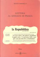 Lettera al sindaco di Praga by Renzo Bardelli