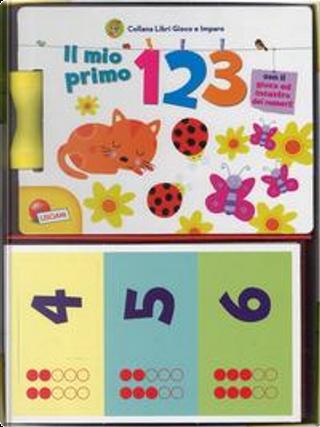 Il mio primo 123. Carotina. Libri gioco e imparo. Ediz. a colori. Con gadget by Rosie Plat