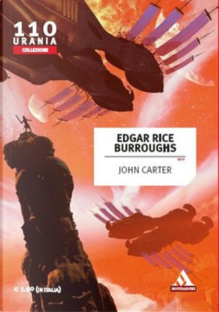 John Carter by Edgar Rice Burroughs