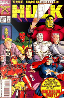 The Incredible Hulk vol. 1 n. 417 by Peter David