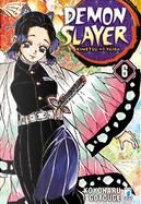 Demon Slayer vol. 6 by Koyoharu Gotouge