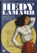 Hedy Lamarr by William Roy