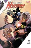 Wolverine n. 348 by Tom Taylor