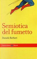 Semiotica del fumetto by Daniele Barbieri