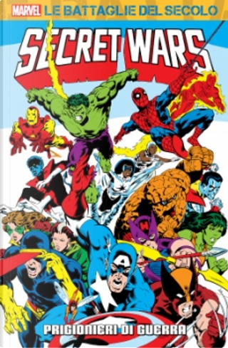 Marvel: Le battaglie del secolo vol. 36 by Jim Shooter