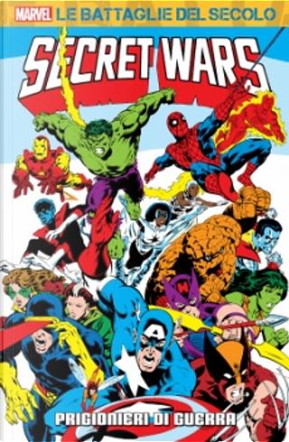 Marvel: Le battaglie del secolo vol. 36 by Jim Shooter
