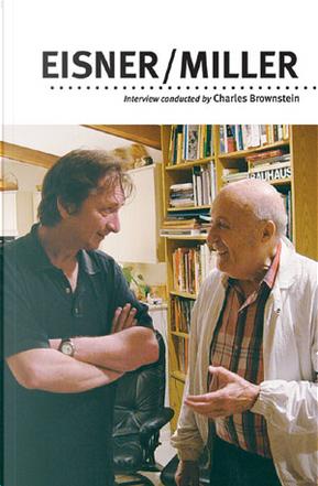 Eisner/Miller by Will Eisner, Frank Miller