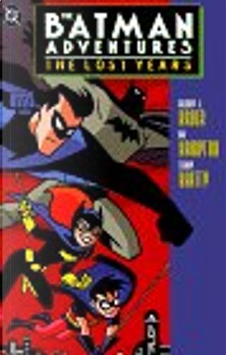 Batman Adventures by Bo Hampton, Hilary Bader