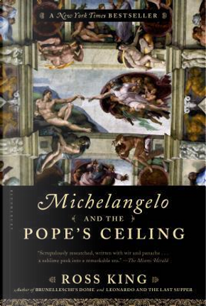 Michelangelo & The Pope's Ceiling by Ross King