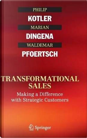Transformational Sales by Philip Kotler
