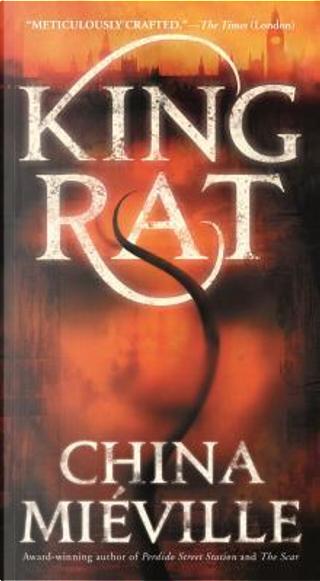 King Rat by China Mieville