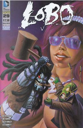 Lobo n. 29 by Joe Harris, Keith Giffen