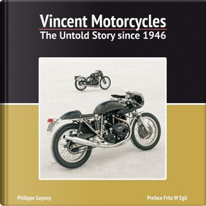 Vincent Motorcycles by Philippe Guyony
