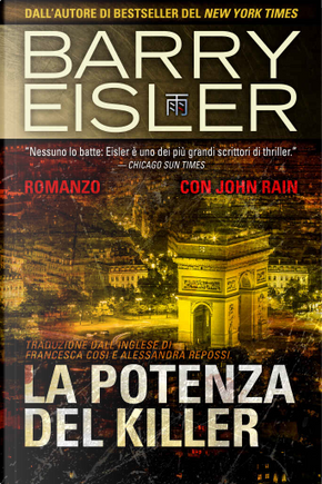 La potenza del killer by Barry Eisler