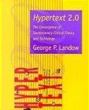 Hypertext 2.0 by George P. Landow