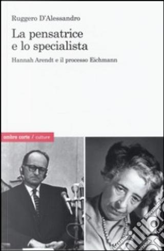 La pensatrice e lo specialista by Ruggero D'Alessandro