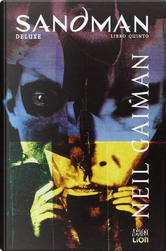 Sandman Deluxe vol. 5 by Neil Gaiman