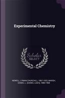 Experimental Chemistry by Lyman Churchill Newell