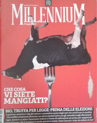 FQ Millennium n. 12, anno II, maggio 2018 by Antonio Padellaro, Luca Mercalli, Marco Travaglio, Peter Gomez, Stefano Feltri