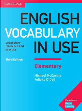 English vocabulary in use. Elementary. With answers. Per le Scuole superiori by Michael McCarthy