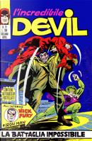 L'incredibile Devil n. 27 by Robert Bernstein, Stan Lee