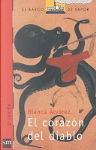 El corazón del diablo by Blanca Álvarez