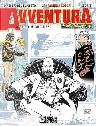 Avventura Magazine n. 1 by Attilio Micheluzzi