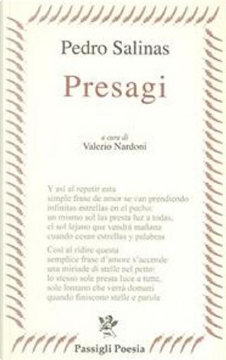 Presagi by Pedro Salinas