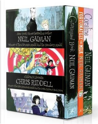 Neil Gaiman & Chris Riddell Box Set by Neil Gaiman