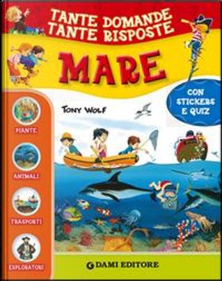 Mare. Con adesivi by Giuseppe Zanini