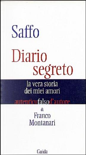 Saffo by Franco Montanari