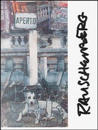 Anagrams by Robert Rauschenberg