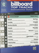 Billboard Top Tracks Instrumental Solos for Strings by Alfred Publishing Staff