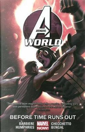 Avengers World 4 by Sam Humphries