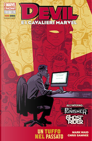 Devil e i Cavalieri Marvel n. 46 by Chris Samnee, Felipe Smith, Marc Guggenheim, Mark Waid, Nathan Edmondson