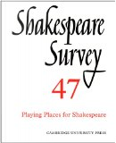 Shakespeare Survey by Stanley Wells