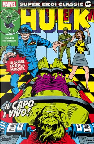 Super Eroi Classic vol. 107 by Stan Lee