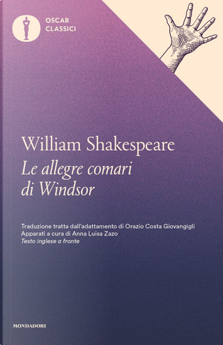 Le allegre comari di Windsor by William Shakespeare