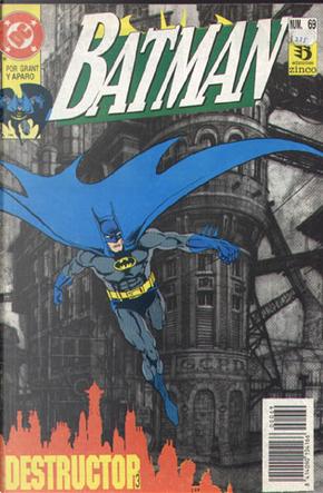 Batman Vol.II, #69 by Alan Grant