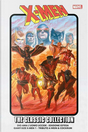 Cofanetto X-Men: The Classic Collection by Chris Claremont, Len Wein