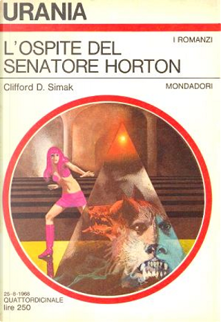 L'ospite del senatore Horton by Clifford Simak