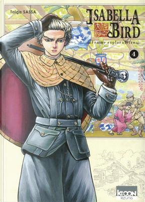 Isabella Bird : femme exploratrice, Tome 4 by Taiga Sassa